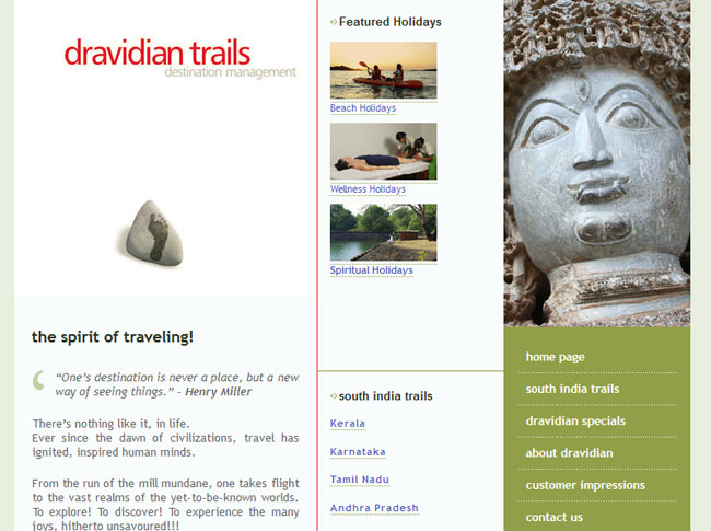 Dravidian Trails